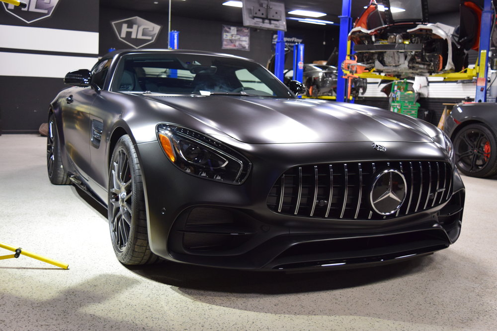 AMG GT 50th Anniversary