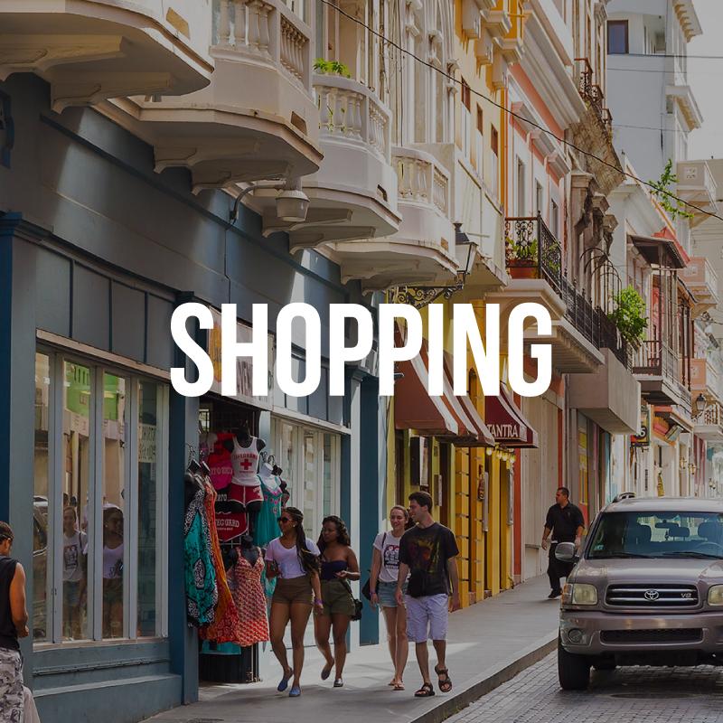 LocaList Shopping