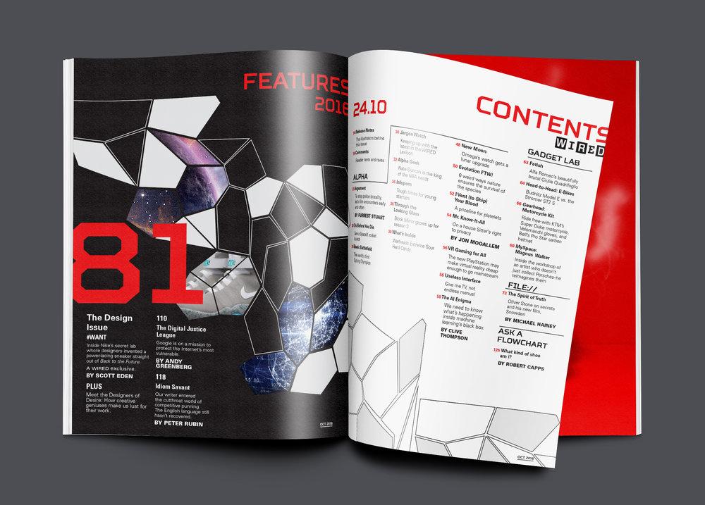 Editorial Design — Marissa Rozenfeld Design
