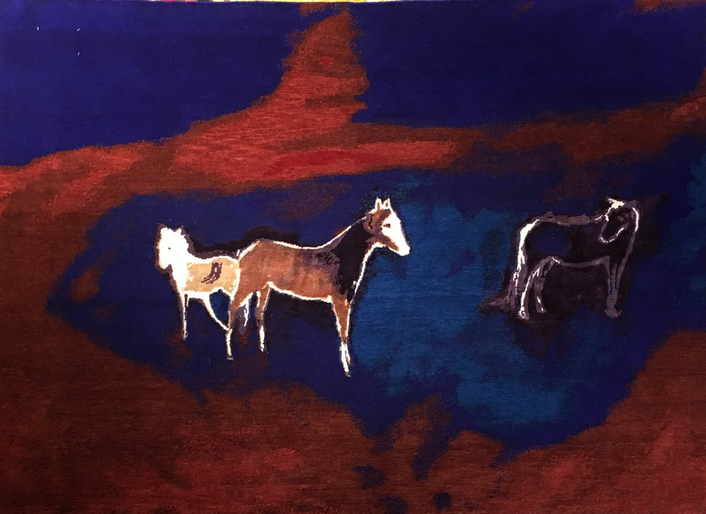 My Mother's Horses