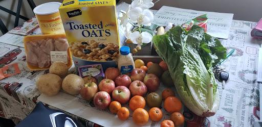 food bank haul