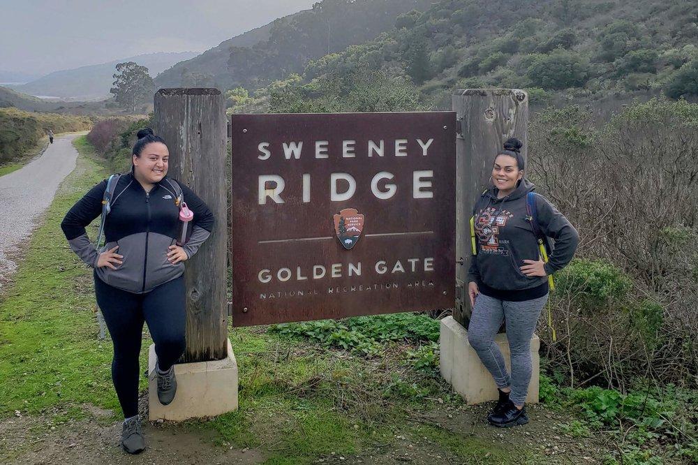 Sassy+Cipotas+at+Sweeney+Ridge