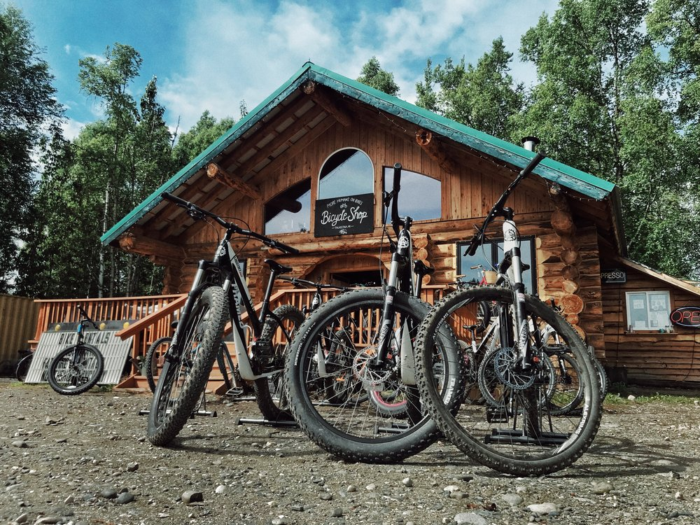 North Shore Cyclery houses a plethora of high performance bicycles.