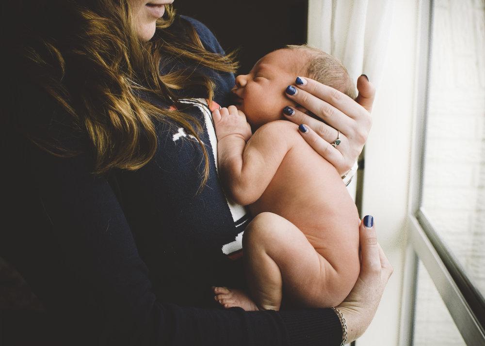 Baby Max Newborn Lifestyle