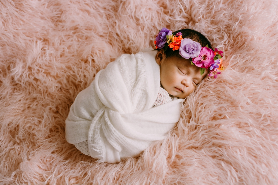 BABY AVANI BAY AREA NEWBORN PHOTOGRAPHER 1