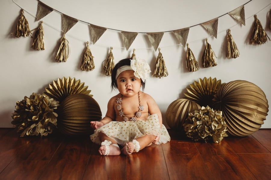 Baby Terry - Bay Area Smash Cake Photographer 1