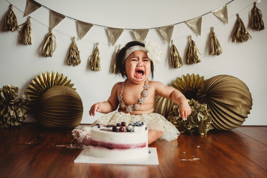 Baby Terry - Bay Area Smash Cake Photographer 10