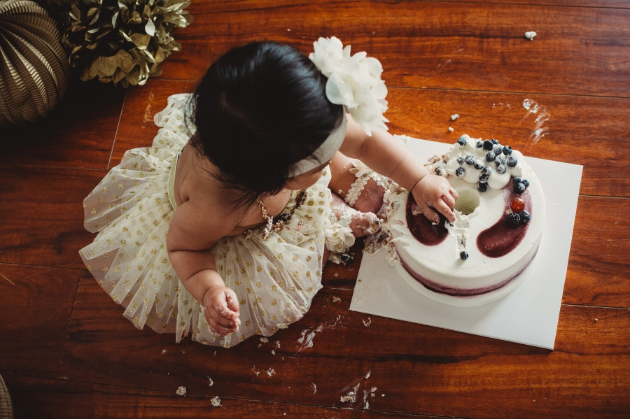 Baby Terry - Bay Area Smash Cake Photographer 11