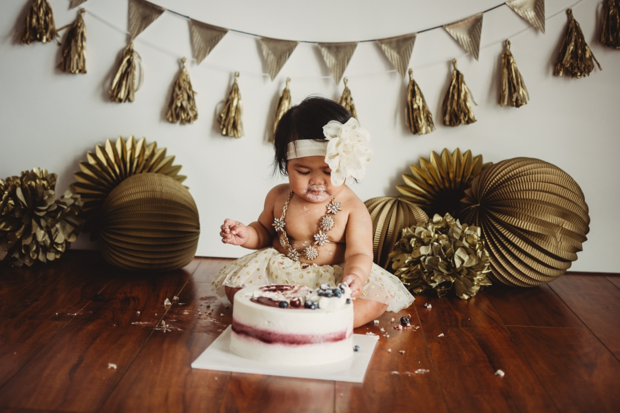 Baby Terry - Bay Area Smash Cake Photographer 13