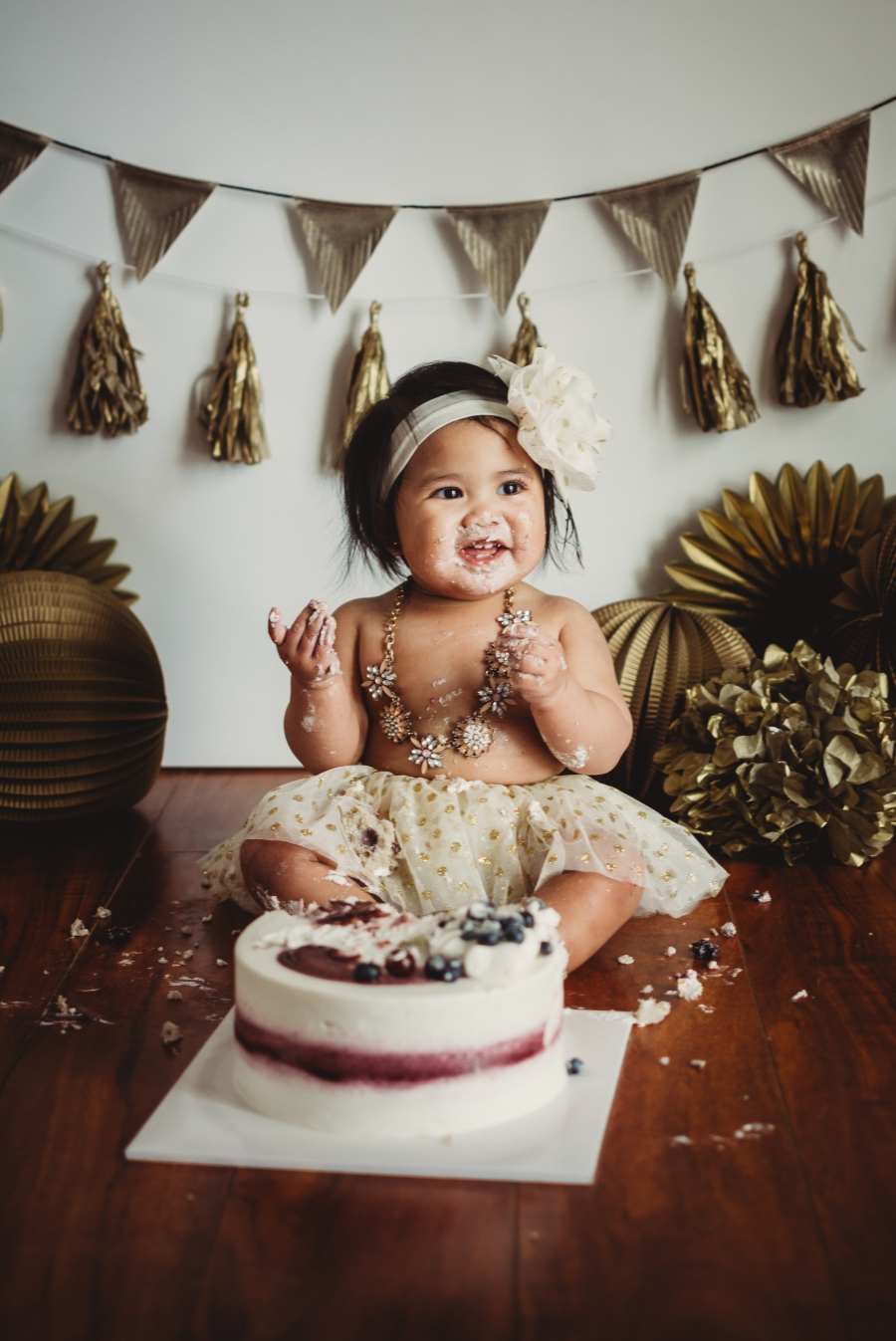 Baby Terry - Bay Area Smash Cake Photographer 20