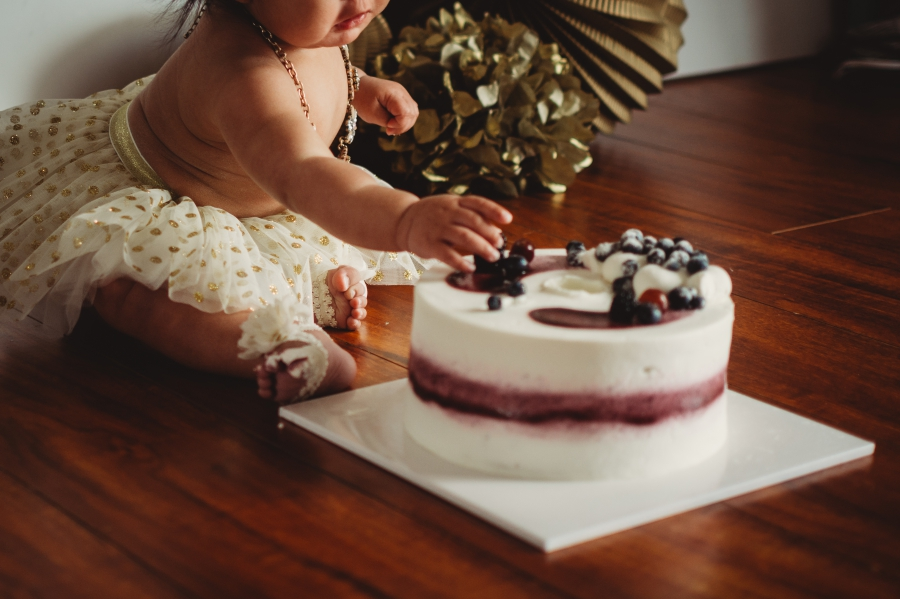 Baby Terry - Bay Area Smash Cake Photographer 6