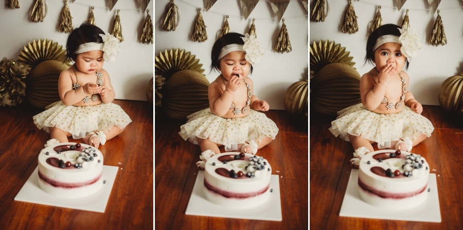 Baby Terry - Bay Area Smash Cake Photographer 7