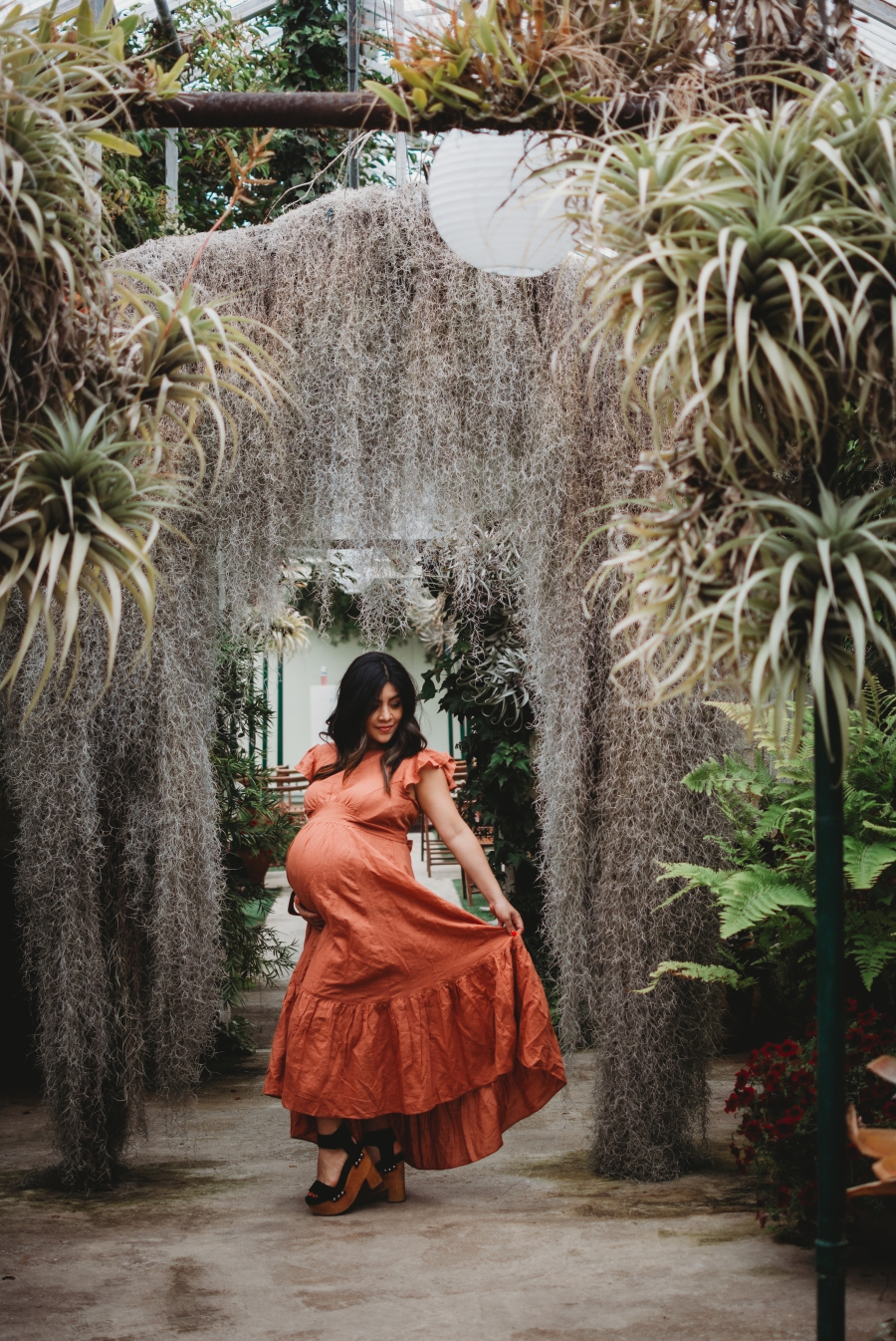 Bay Area Family Maternity Photographer Shelldance Gardens 16
