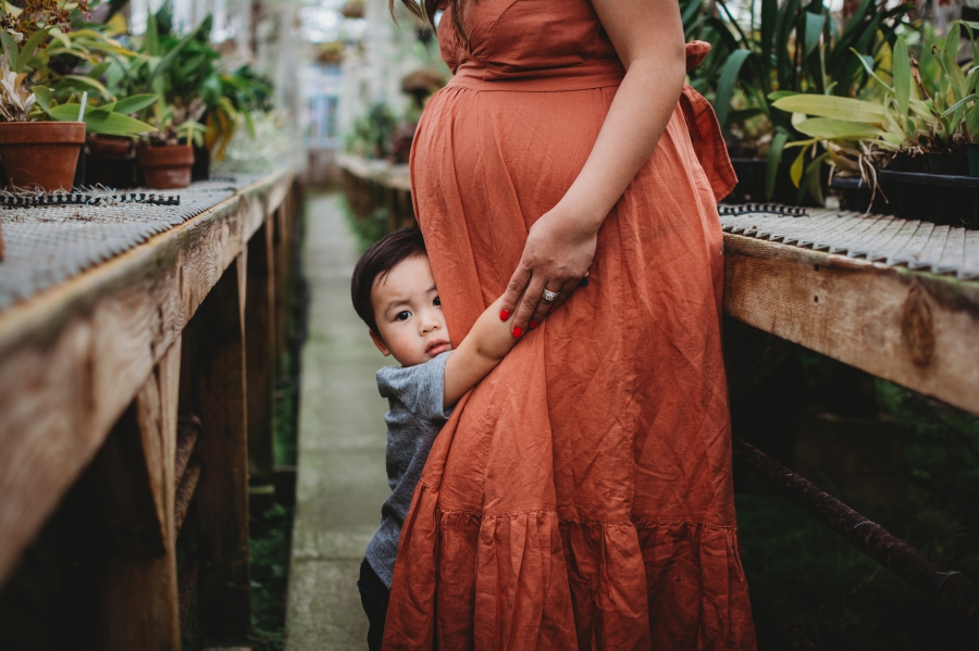 Bay Area Family Maternity Photographer Shelldance Gardens 40