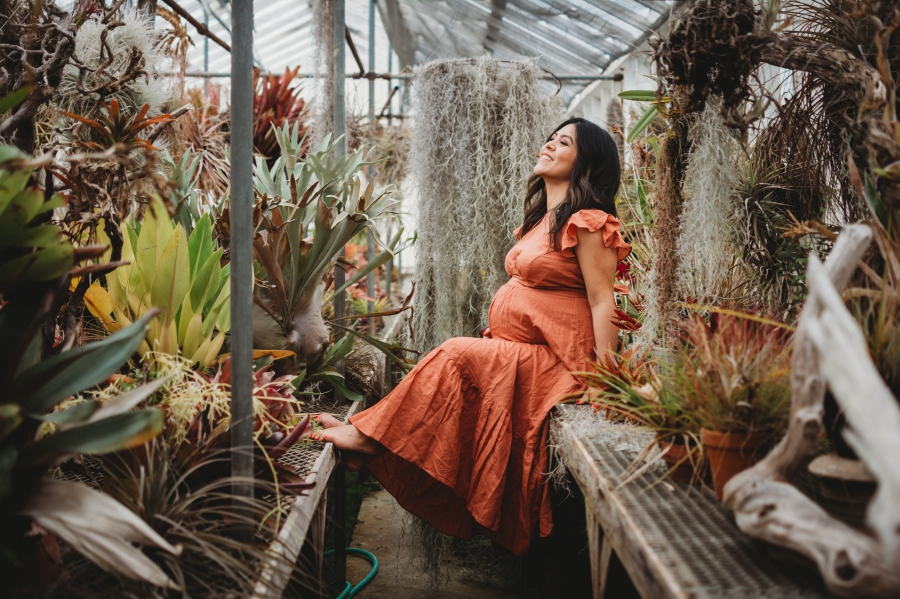 Bay Area Family Maternity Photographer Shelldance Gardens 6