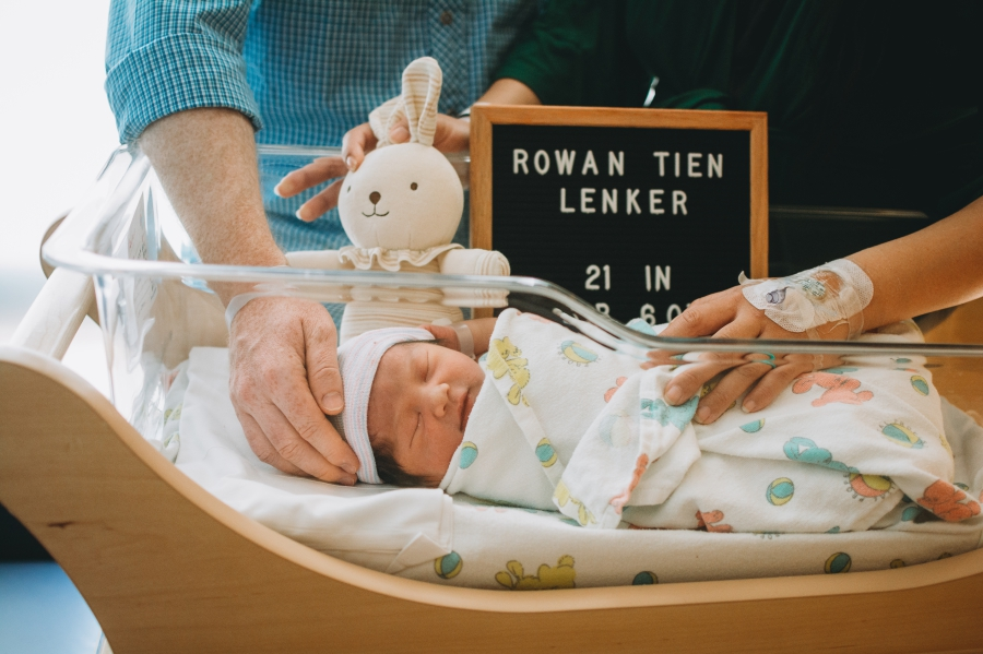 BABY ROWAN 9