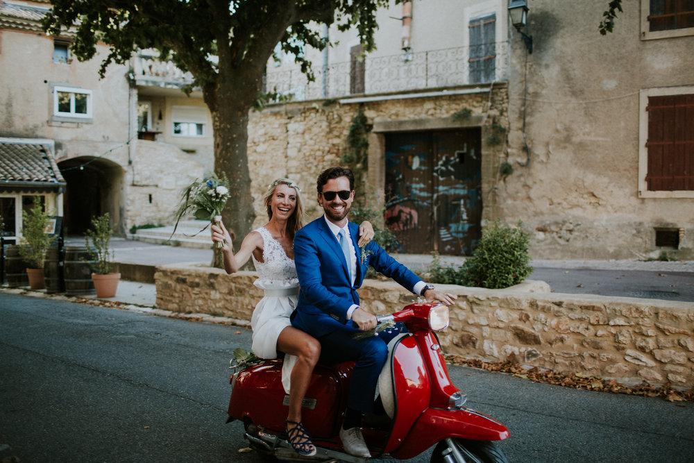 SanDY & Laurent  Uzès, FRANCE