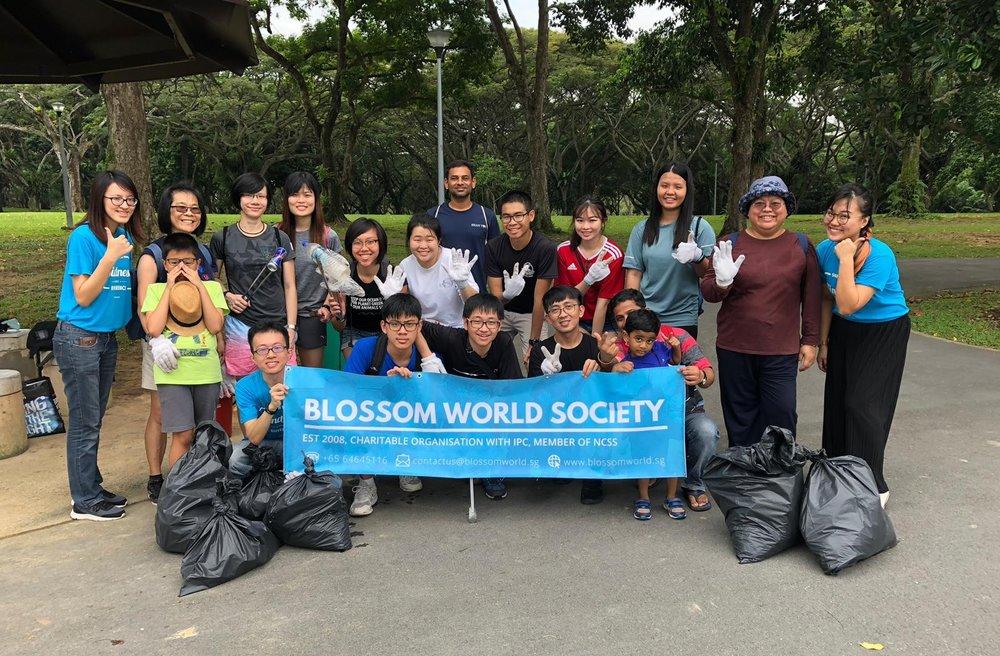 Coastal+Cleanup%40+Pasir+Ris+Park