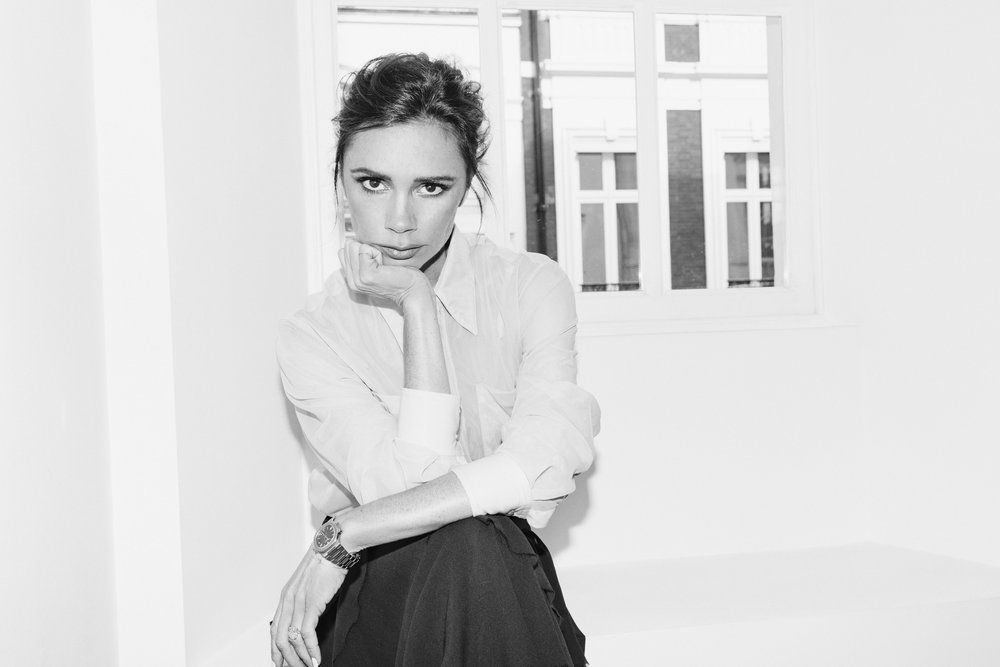 Victoria Beckham                                                     Founder & Creative Director / Writing the most forward-thinking story in luxury fashion
