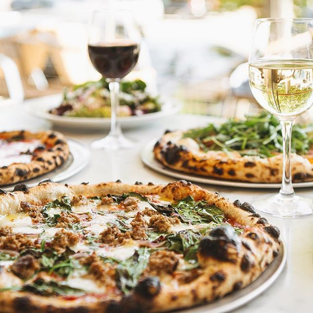 New work for @livefireoxbow - @shawliza you guys are making some of the best pizza in Napa Valley 🍕❤️🙌🏻