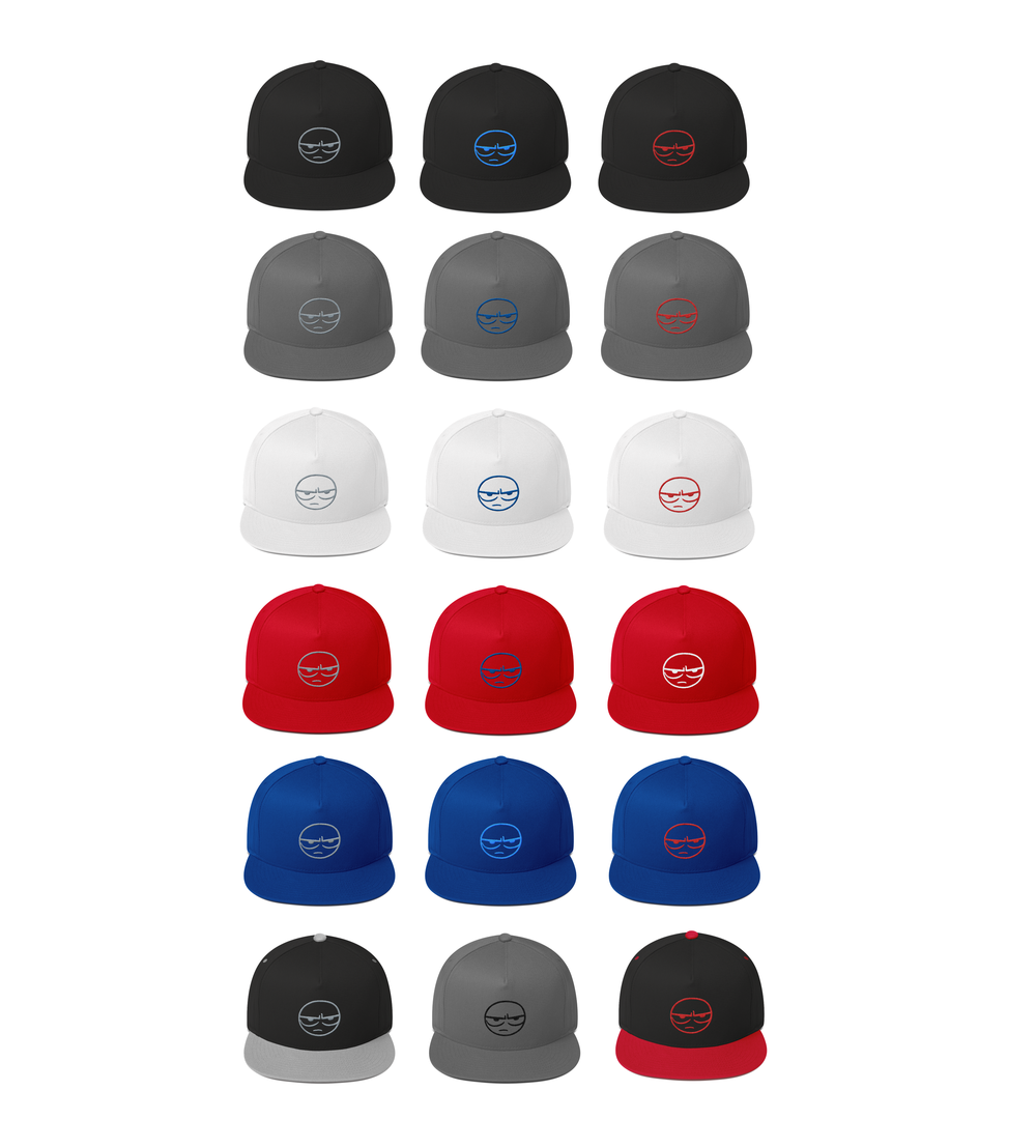 ec369247c1e Dood 5-Panel Snapback Hat — Dood The Doodle