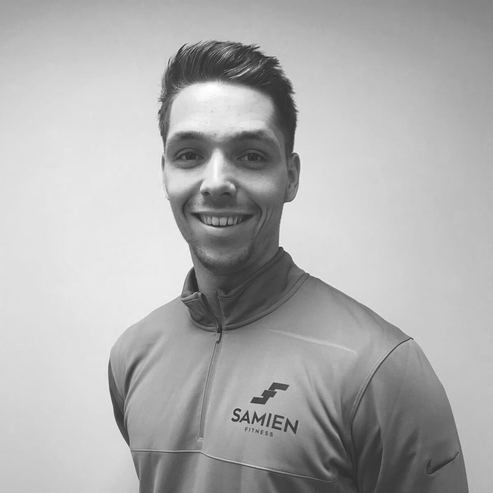 Damien Walker - Level 3 Personal TrainerLevel 3 Instructing Outdoor FitnessLevel 3 Sports ConditioningGP ReferralApplying Nutrition to sport and exercise
