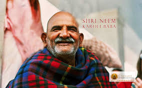 "Neem Karoli Baba. Said to be a"" Prem-Avatar"", an Incarnation of Love."