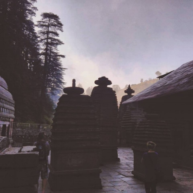 Jageshwar. 60 minutes from Kasar Devi. Take an extra day out post retreat and check it out!