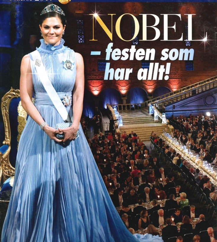 H.R.H Crown Princess Victoria