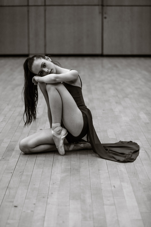 Photographs of dancers, dancers portfolios and portraits, Edinburgh, UK
