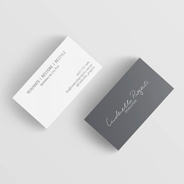 Cinderella Projects:logo development