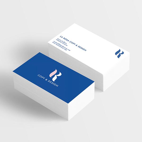 Self-branding concept:logo development