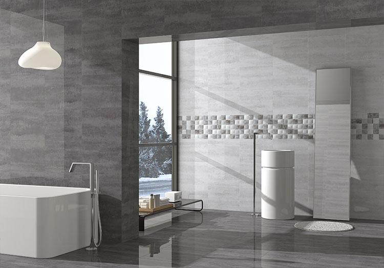 Luxury Bathroom Tiling