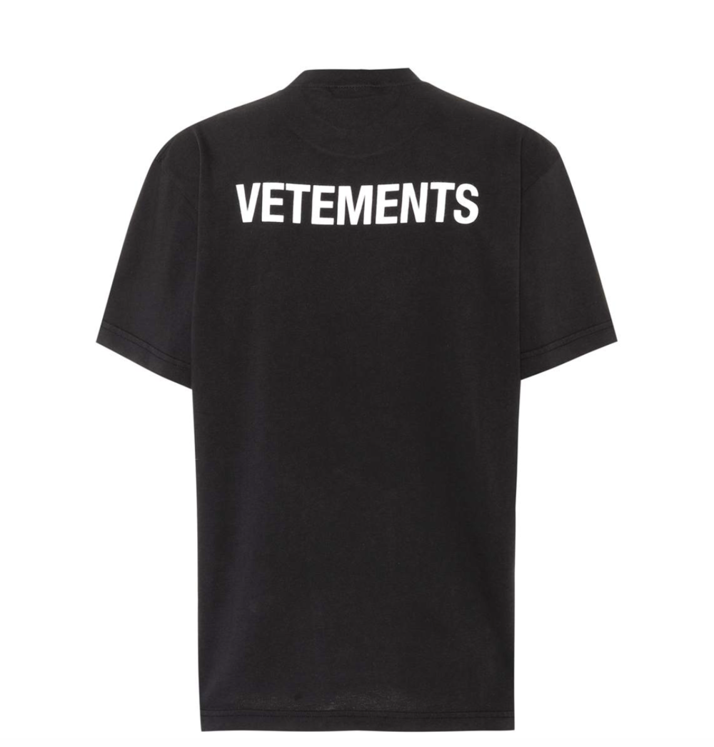 Poloshirt Vetements