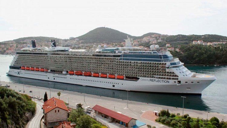Photo Credit: Celebrity Reflection in Dubrovnik