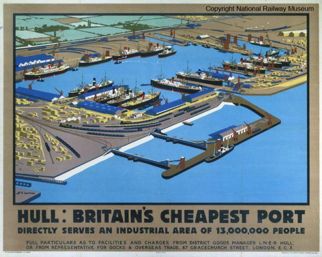 LAUNCH NIGHT: Hull Port City ft. Robert Bell + 'Rivers' -