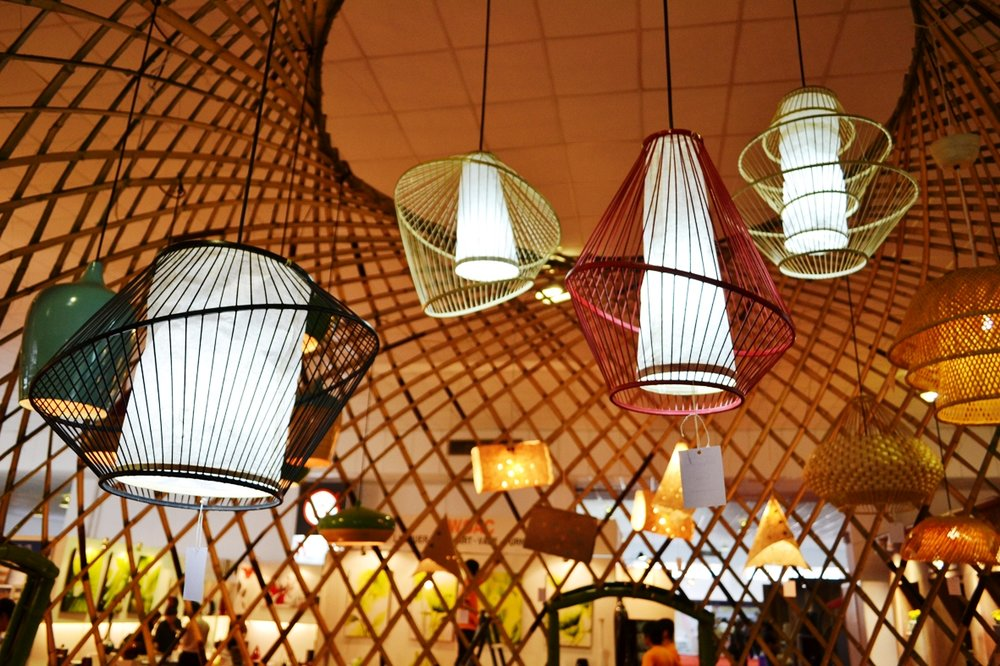 into lighting. Reinterpreting Traditional Vietnamese Bird-cages Into Contemporary Lighting 0