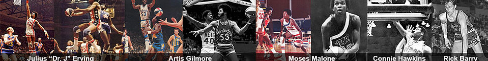 Historic Players from the ABA!