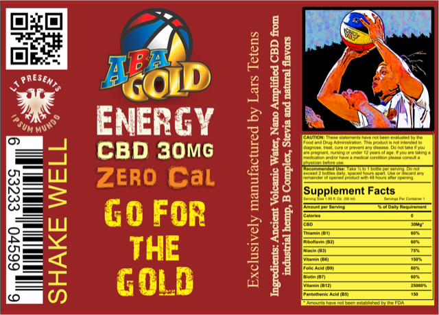 "Indianapolis, IN.  The American  Basketball Association (ABA) today announced that it has entered into a partnership with LT Presents, one of the nation's leading manufacturers of CBD products, to produce a complete line of CBD ""professional sports league approved"" CBD products including ABA Gold Energy, an exclusive new Energy Formula that provides both a short-term energy boost as well as a sustainable and increased level of energy over an extended period.  ""We are very excited about this latest ABA initiative,"" stated ABA co-founder Joe Newman. ""The entire sportsworld is abuzz about what CBD-based products can do, and the ABA is the first professional sports league to introduce a complete line of products.""        ""The body functions at a much higher level with the natural anti-inflammatory and healing properties of the CBD and herbs,"" added Craig Torosian, VP of LT Presents.  ""It provides a more focused, clearer and elevated state of mind with heightened awareness; the sustainable energy boost is unlike energy shots, rather than a speed caffeine buzzy feeling.""       The complete line of ABA Gold CBD products is now in production and will be introduced at the ABA League Meeting in Indianapolis, IN on July 21st.  The product will be available on-line and at many locations beginning early August following the  product introduction at the Opening of ABA Gold in Las Vegas on 4th. ( www.abagoldbasketball.com ). Products will include 3-D, Rebound, Assist and Jump Shot in addition to ABA CBD Energy.  ""I'm very proud that the product has been named ABA Gold CBD,"" commented Harold Whaley, ABA Gold CEO.  ""Being a part of this project from the ground floor has added much to our exciting new league.""  About LT Presents  The company was founded by Lars Tetens, an American artist in ventor, innovator and creative force in many industries. His company manufacturers gourmet spices, leather bags, luxury cigars and other produts.  His overall guiding mission is to improve people's lives by invigorating their senses and enhancing their experiences so they can live a more full and healthy life.  It is with these principles that he moved to tackle and shatter one of the biggest problems facing our nation today, opioid addiction.  And thus, created a proprietary CBD based product that will help millions of people get back to living a full, inspired, pain free life with a heightened state-of-mind and a healthy sense of well-being without addiction.  ""We are extremely excited about working with the ABA and the manufacture and marketing of ABA Gold CBD,"" added Torosian.  ""We believe we have the best CBD products on the market and to have this storied league behind the product is  tremendous.""   Lars has been a consultant for many athletes, celebrities and rock stars including Def Leppard, Aerosmith, Butch Vig and has been featured in Rolling Stone Magazine.  For more information about ABA Gold CBD Energy and the other products, email   conniejoenewman@aol.com  or visit  www.abaliveaction.com .     AUTHOR   abaliveaction   PUBLISHED  1 month ago"