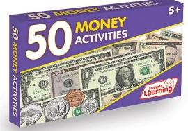 Junior Learning's 50 Money Activities