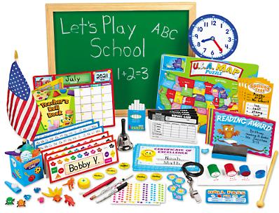 Lakeshore's Let Play School set