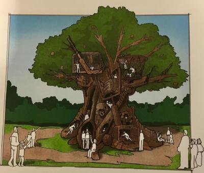 The Chrildren's Musuem Guild's Fantasy Tree House of Sports