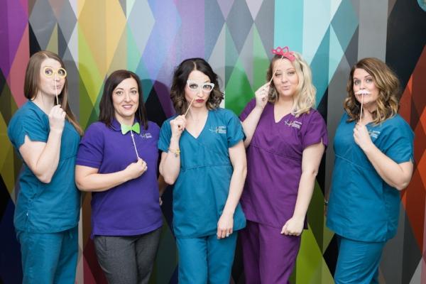 The team at Hamilton County Pediatric Dentistry