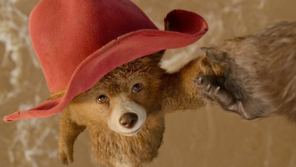 Paddington's origin story is that he was super duper mega cute.