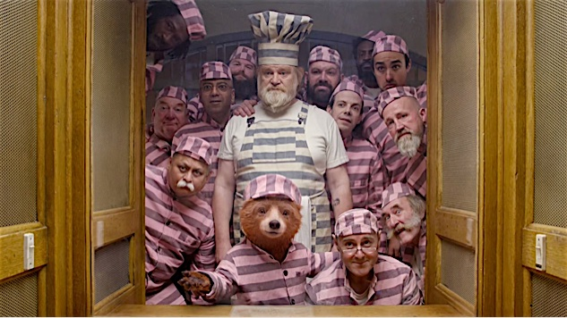 You see, Paddington is a BEAR and the movie BEARS a resemblance to Wes Anderson. Or, should I say, Wes URSINEson.