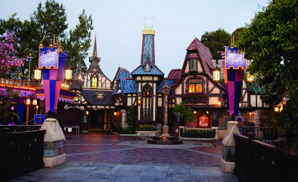 Themed Ornamentation    Anaheim,CA    Learn More