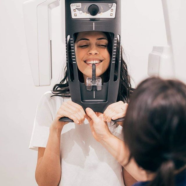 #SMILE, you're on camera! 📸 We use the latest in oral #technology to make sure your experience with us is as easy and comfortable as possible. Precision is key, so we'll always track your progress so you can see just how far you've come in your transformation. #Dentistry #OralCare #CosmeticDentistry