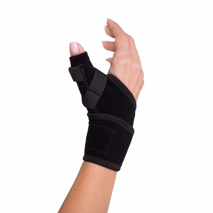 finger orthosis thumb spica