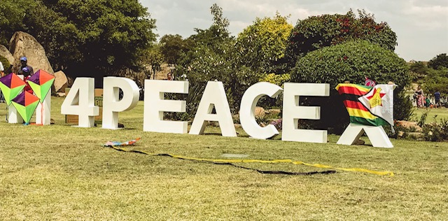Kites for Peace - Zimbabwe
