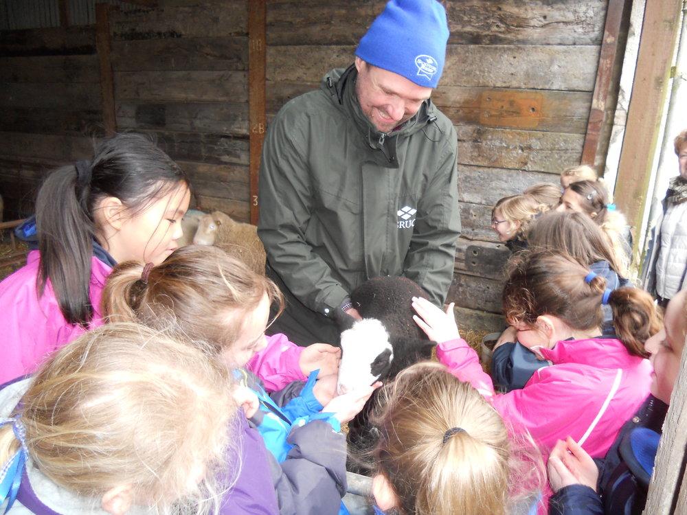 Farm School Visit RNCI